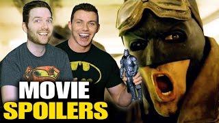 Batman V Superman: Dawn of Justice  - SPOILER Movie Review!