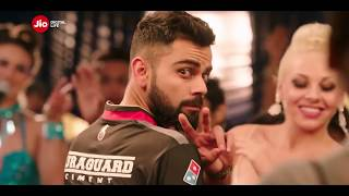 Jio Ad IPL 2018  Jio Deepika Padukone advertisement