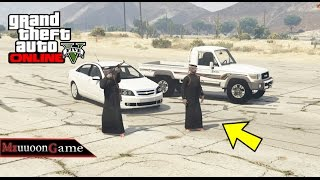 لا اول مره فتح سيرفر عربي لقراند 5 سيارات هجولة وشخصية ثنيان خالد  5 GTA