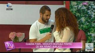 Teo Show (02.07.2018) - Cazacu si Claudia Pavel, prima aparitie impreuna, dupa EXATLON!