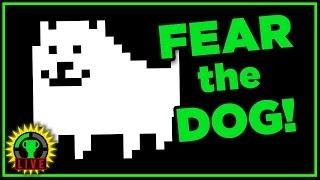 KILL the ANNOYING DOG! - Undertale Fan Games