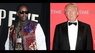 2 Chainz Says He was Invited to Perform at Donald Trump Inauguration... But he Turned it Down!