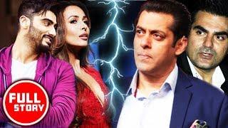 Arjun Kapoor & Malaika Arora के Affair की FULL Story | Salman की भाभी Malaika और Arjun Affair