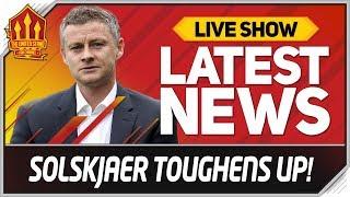 Solskjaer Unhappy with Man Utd Legend