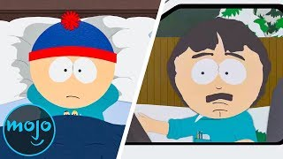 Top 10 Saddest South Park Moments