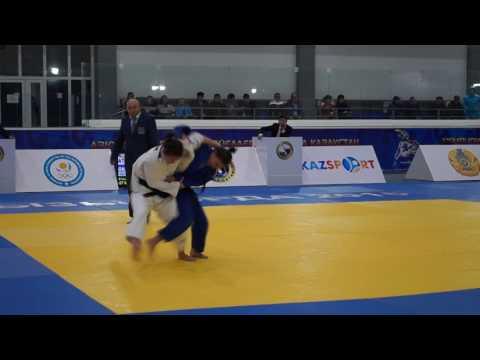 ЧРК-2016. Финал. 57 кг: Севера Нышанбаева/Назгуль Кубашева
