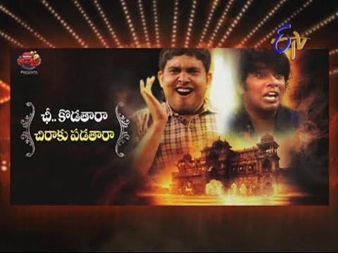 Jabardasth - 2nd  January 2014  - జబర్దస్త్ - Full Episode