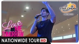 Piolo charms fans during 'Love Me Tomorrow' nationwide tour