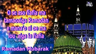 Samoan Language Ramadan  Mubarak  Ramazan  Mubarak greetings Whatsapp download