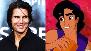 10 Animated Characters Inspired by Real People!