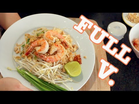 Xxx Mp4 Classic Pad Thai Recipe ผัดไทย Hot Thai Kitchen 3gp Sex