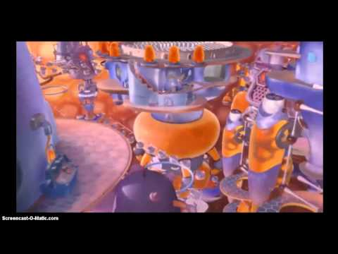 The Bee Movie clip B