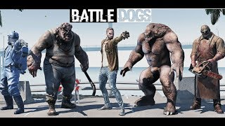 Battle Dogs - War Game for Mobile - Official Trailer
