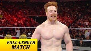 Sheamus' WWE Debut