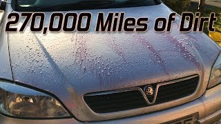 Restoring and Detailing A 270,000 Mile Car - Part 1