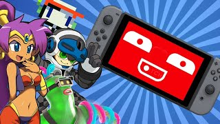 4 Awesome Nintendo Switch Games Without Zelda or Mario - Up At Noon Live!