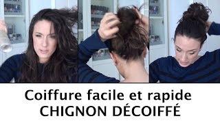 Chignon décoiffé par DivaJoly -  Tout Sur Les Cheveux