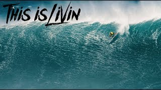 """This is Livin' Episode 30 """"Koa Rothman gets wildcard at Jaws (Peʻahi) Big Wave World Tour"""""""