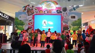 "6th KIDS CASTLE-MINI DRAMA ""TRIP TO THE MOON"" FROM PINGU"