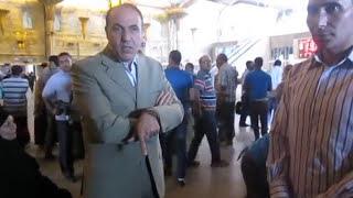 مساعد وزير الداخلية يُحاول تهريب مسدس بمحطة مصر لاختبار قواته 2