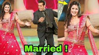 Good News : Salman Khan finally got married to beautiful Katrina Kaif :Royal Wedding Reception