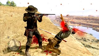 Sly Shooter - Red Dead Redemption Funny/Brutal Moments Compilation Vol.20 (Tower/Crazy NPC's)