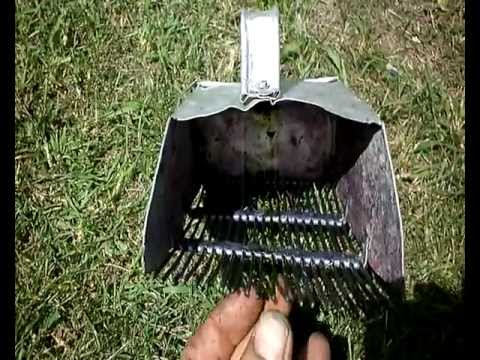 Комбайн для сбора земляники