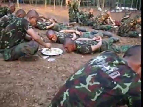 นาวิกโยธิน ผลัด 2 ปี 52. Thai Marines Enlistee.