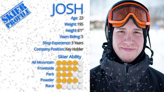 Josh's Review-Atomic Smoke TI ARC Skis 2016-Skis.com