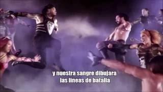 WWE Battleground 2016 theme song