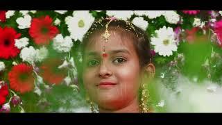 Sravani Half Saree Function Phani Photography : 9885536864
