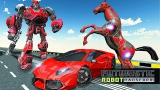Car Robot Transformation Game - Horse Robot Games - Android GamePlay FHD