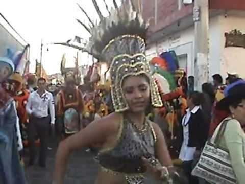 carnaval juchitepec 2012