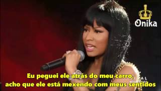 Nicki Minaj - All Eyes On You (LIVE) [Legendado/PT/BR]