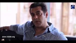 Small attemp to trying to give back - Being In Touch With Salman Khan