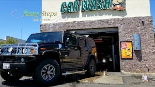 This is How I Keep My HUMMER Clean | HUMMER Car Wash
