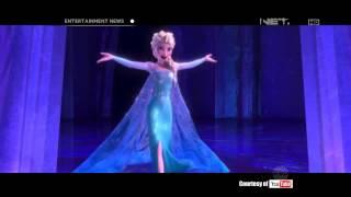 Frozen film animasi dengan pendapatn tertinggi