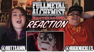 Fullmetal Alchemist: Brotherhood Episode 1 Reaction!!