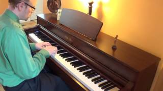 Ennavale Piano Cover