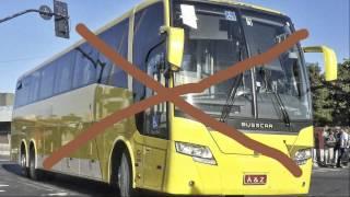 Å & Z - Motpol (En busschaufför är inte alltid en man med glatt humör) 2014