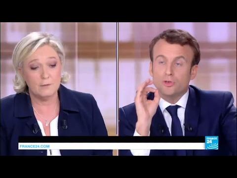 LE DÉBAT - Marine Le Pen :