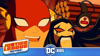 Justice League Action | Beep Beep | Episode 2