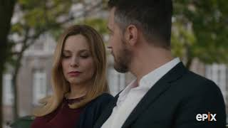 Berlin Station Season 2: Ep 209 - Daniel and Esther at the Park I EPIX