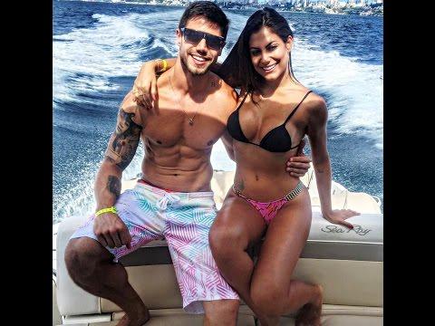 Snapchats Jonas Sulzbach e Mari Gonzalez Jomari Sualez