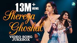 Best of Shreya Ghoshal Songs | Top 5 Kannada Full HD Video Songs