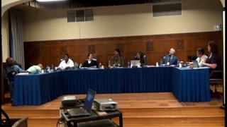 Board of Education Meeting - September 12, 2017