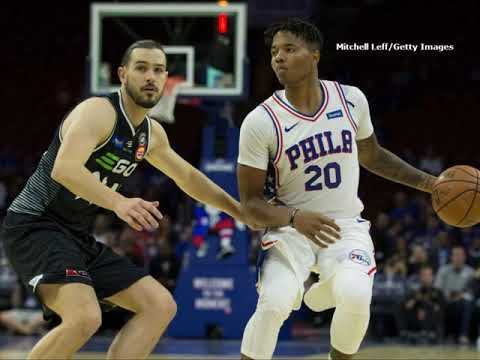 Xxx Mp4 Brandon Robinson Talks 76ers Acquisition Of Jimmy Butler Situation With Markelle Fultz And More 3gp Sex