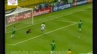 ( السعودية 5 - 1 مصر ) كأس القارات 1999 المكسيك