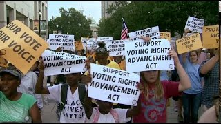 "Republicans CAUGHT Engaging in ""Insane"" Jim Crow-Style Voter Suppression"