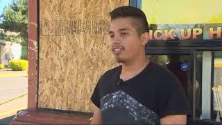 Driver crashes into Woodland restaurant